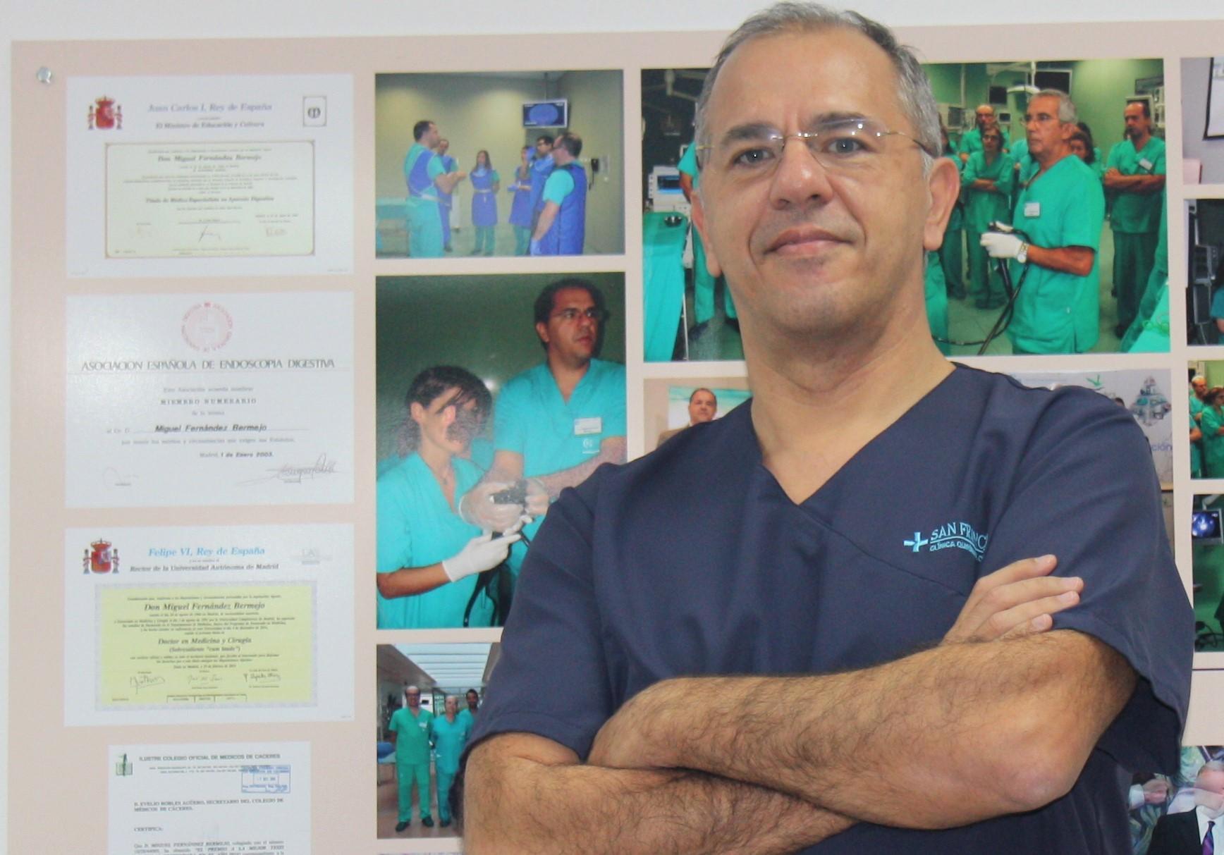 Dr Miguel Fernández Bermejo
